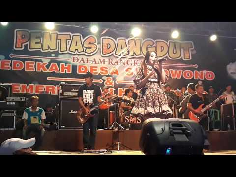 Via Vallen - Akad (Payung Teduh Cover) Live HD Dangdut Koplo Terbaru