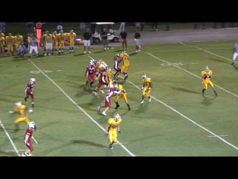 Brandon Smith QB Highlights - Class of  2010 - Cardinal Newman High School