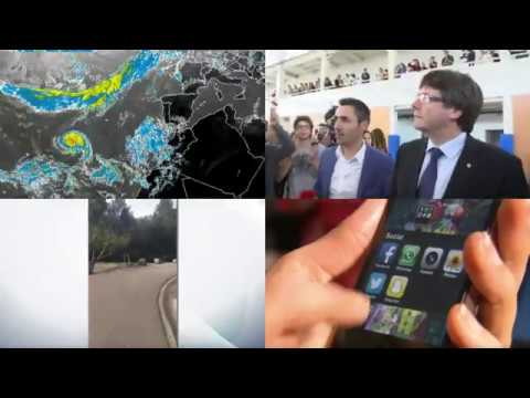 First News Today – Weather warning, Independence referendum, Happy reunion, Online safety