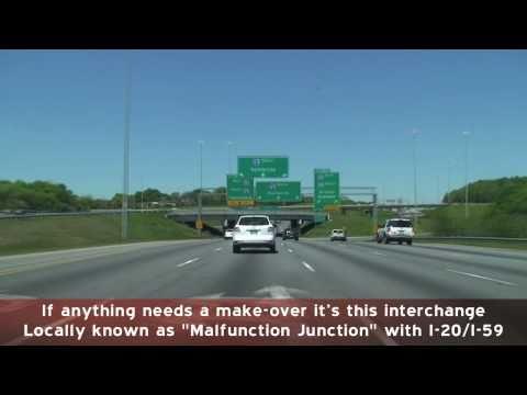 I-65 North: Birmingham, AL