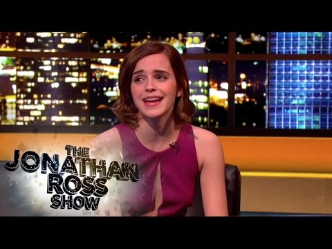 Thumbnail: Emma Watson Plays Quizzitch #ThrowbackThursday - The Jonathan Ross Show