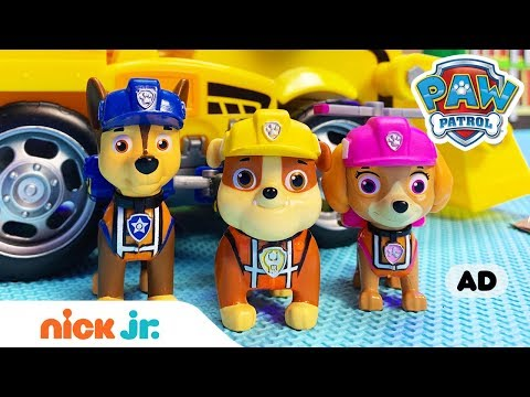 Toy Episode 🐶 Ultimate Construction Rescue w/ Chase, Marshall & More! | PAW Patrol | Nick Jr. from YouTube · Duration:  4 minutes 25 seconds