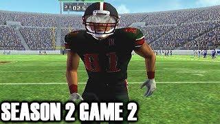 FIRST GAME VS ATU - NCAA FOOTBALL 06 PRIME U DYNASTY