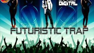 Dj Mr. Digital - Futuristic Trap Mixtape (EDM) Party Mix!! 2012