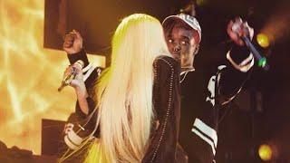 Lil Uzi Vert & NickiMinaj - Full Performance At TIDAL 2017