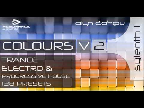 Aiyn Zahev Sounds - Colours Vol.2 Sylenth1