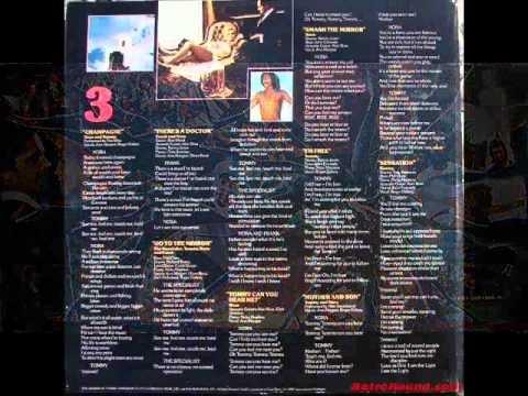 Tommy (Movie Soundtrack) Part 6