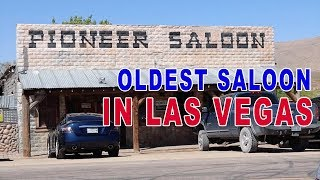 The Pioneer Saloon Goodsprings - Wild West, Nevada