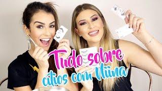 TUDO sobre CÍLIOS POSTIÇOS feat. NIINA SECRETS