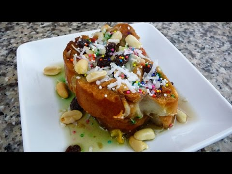 Capirotada mexican style bread pudding easy recipe mexican food capirotada mexican style bread pudding easy recipe mexican food youtube forumfinder Choice Image
