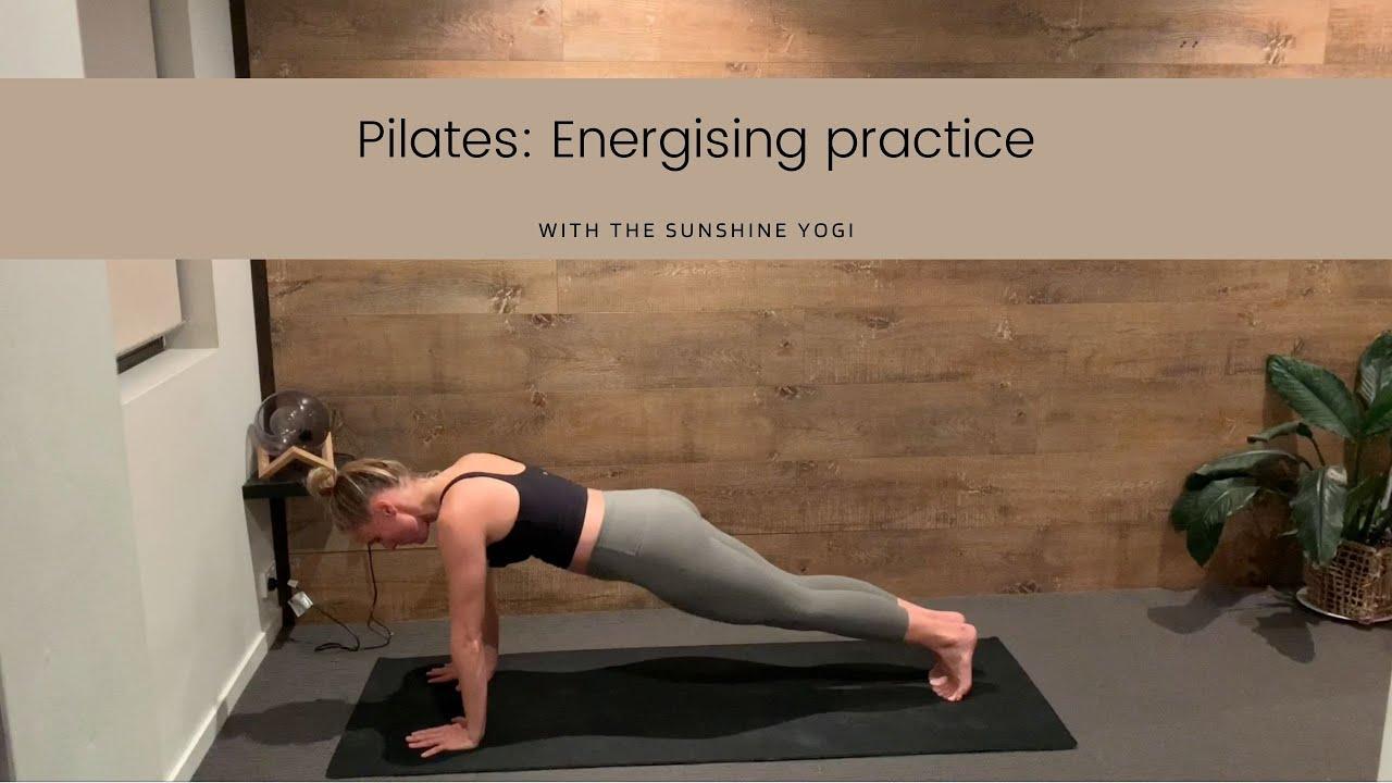 Pilates: Energising Practice