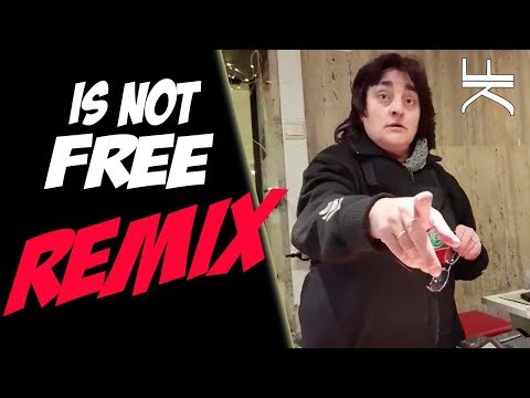 IS NOT FREE (REMIX)