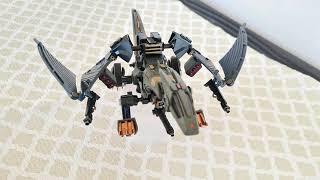 Zoid Redler Custom - Vindicator - Weapons And Capabilites