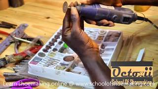 Dremel tool essential crafting tools ( online shoemaking & craft course 10)