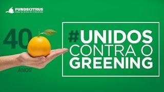 Campanha Fundecitrus - Unidos contra o greening