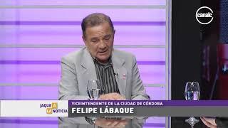 Felipe Lábaque | Viceintendente de Córdoba