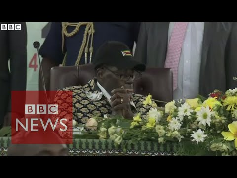 Inside Mugabe's Zimbabwe - BBC News