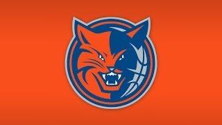 Dibujando Charlotte Bobcats / Logo