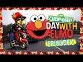 Honda MSX Grom 125 - Day With Elmo - Waves and Laughter - 001