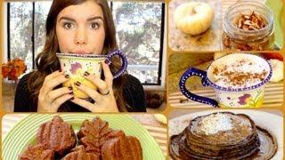 Healthy School Breakfast Ideas: Fall Edition!
