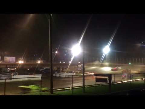 STSS - 7/30/17 - Susquehanna Speedway - The Last 6 Laps