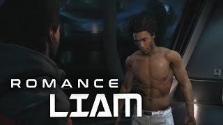 Mass Effect Andromeda: Liam Romance #1 - AWKWARD FLIRTING