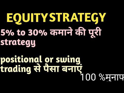 equity-strategy---1-swing-trading-part-1-आसान-तरीके-से-ट्रेड-करके-पैसा-कमाए-|-no-risk