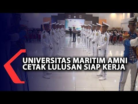 Universitas Maritim AMNI Cetak Lulusan Siap Kerja