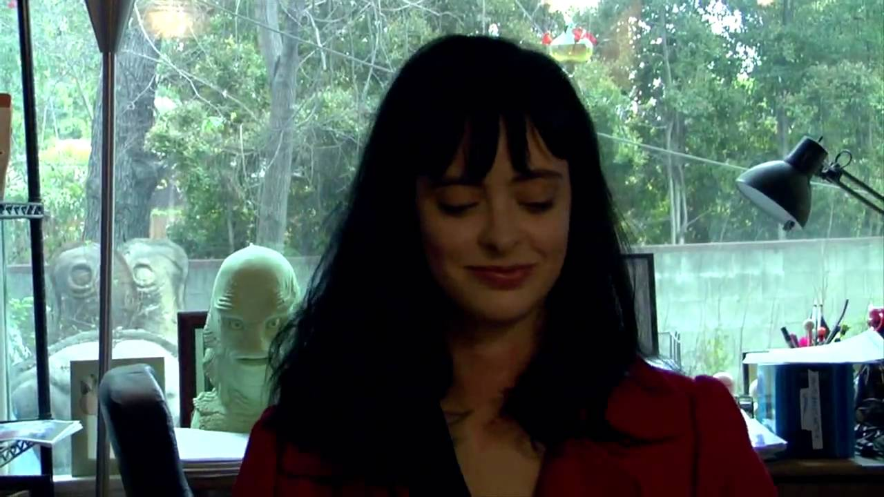 Sexy Krysten Ritter only has sex... - YouTube