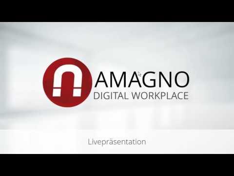 amagno 5 Präsentation
