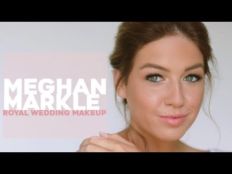 Meghan Markle Royal Wedding Makeup 2018