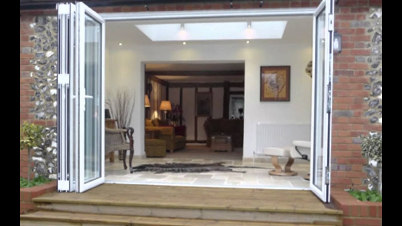 Upvc Folding Sliding Doors Integrity Youtube