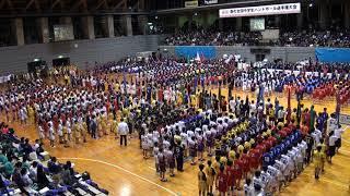 第13回春の全国中学生ハンドボール選手権大会 開会式 thumbnail