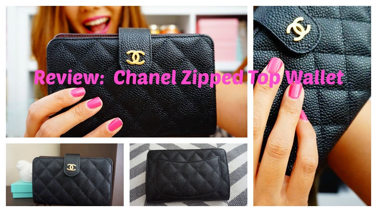 bab3a1656265 Chanel Wallet Reviews Youtube | Stanford Center for Opportunity ...
