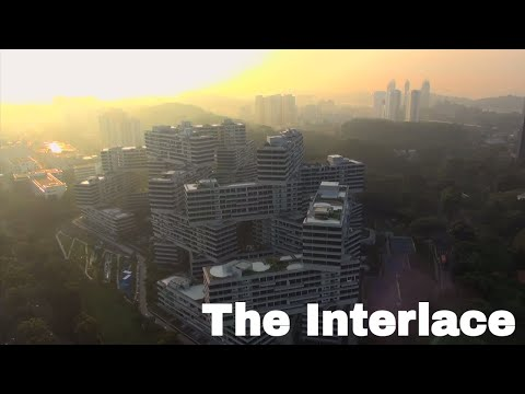 Construction timelapse - Using timelapse in construction video. The Interlace