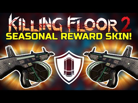 Killing Floor 2 | PLAYING WITH THE SEASONAL REWARD SKIN! - Chillway Spillway!