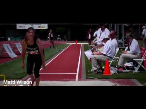 Oregon high school track & field championships: North Lake High School 5/21-22/2015