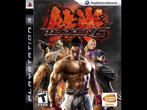 Где скачать и как поиграть в Tekken 6