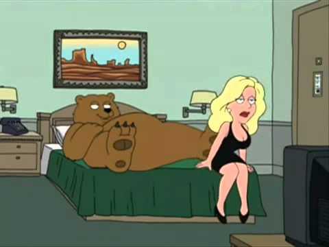 Family Guy - Bär - Hab dich lieb