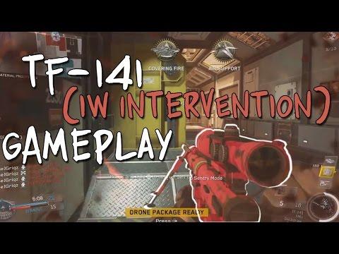 TF-141 (New IW INTERVENTION) + Oni (30-4) FFA Gameplay