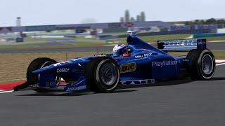 Grand Prix 4 2001 Modo Carrera - Empezando una Historia