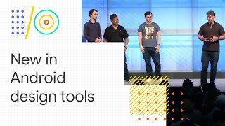 What's new with ConstraintLayout and Android Studio design tools (Google I/O '18)