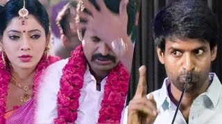 They Call Me PUSHPA Purushan Now I can 39 t go out with my wife Soori Funny Speech TN 115