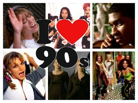 Billboard Top 100 Songs of the 90's