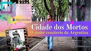 Cementerio de La Chacarita - Buenos Aires, 2020