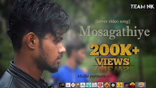 Mosagathiye video song | pachtaoge song | kannada version |TEAM NK | ARFAZ ULLALA ||