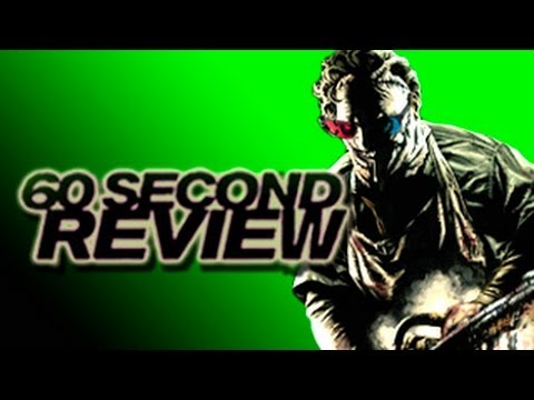 Texas Chainsaw Massacre 3D - 60 Second Movie Review