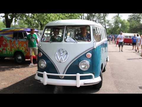 vw t1 splits only Aircooled Classic Vintage Volkswagen splitbus nation @ wachtebeke 2014 pt4