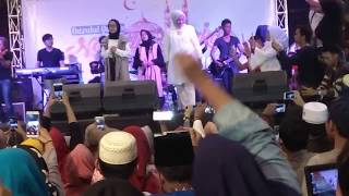PENONTON MBLUDAK Maulana Ya Maulana Sabyan Gambus bareng Bupati Kendal live Gor Bahurekso Kendal