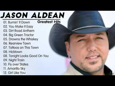 JasonAldean Top 100 Country New Songs   JasonAldean Best Of Full Album